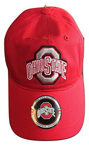 Ohio State Red Strap Back Hat