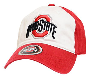 Ohio State Buckeyes J America Knit Hats (One Size, Red Pocket Cuff)