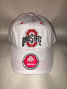Ohio State Buckeyes Women's Cotton Jersey Bling Hat