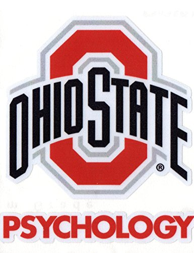 Ohio State University Psychology Window Decal