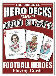 Channel Craft Hero Decks - Ohio State - Playing Cards