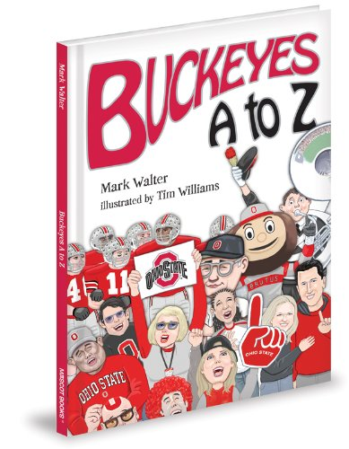 Buckeyes A to Z [Hardcover] Mark Walter