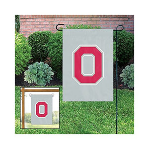 Ohio State Buckeyes Window Banner (15 in. x 10-1/2 in.)