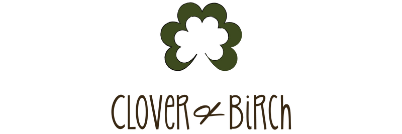 Clover & Birch is a labor-of-love brand with a desire to provide purposeful, modern toys to eco-conscious families.