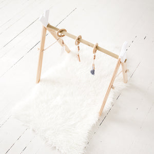 Play + Activity Gym - Knit
