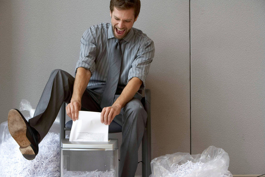 Why I need a shredder for my business ?