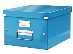 Leitz Universal Boxes Medium A4+ Blue - Bigoffice.co.za