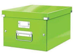 Leitz Universal Boxes Medium A4+ Green - Bigoffice.co.za
