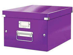 Leitz Universal Boxes Medium A4+ Purple - Bigoffice.co.za