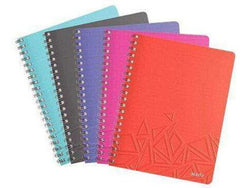 Leitz Notebook A5 Ruled Urban Chic 6 in a box Assorted - Bigoffice.co.za
