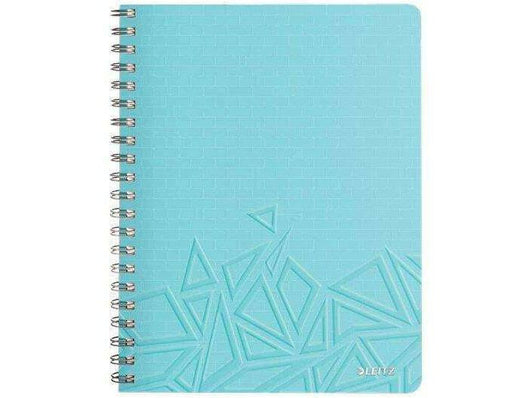 Leitz Notebook A5 Ruled Urban Chic 6 in a box Blue - Bigoffice.co.za