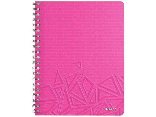 Leitz Notebook A5 Ruled Urban Chic 6 in a box Pink - Bigoffice.co.za