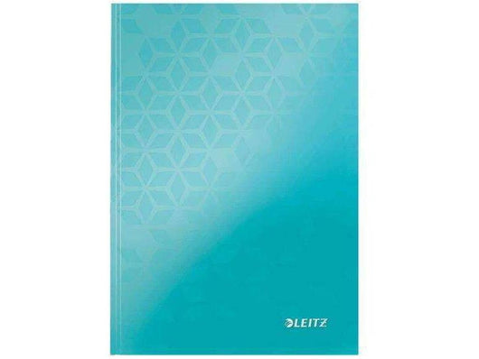 Leitz WOW Note Pad A4 Ruled 6 in a box Ice blue - Bigoffice.co.za