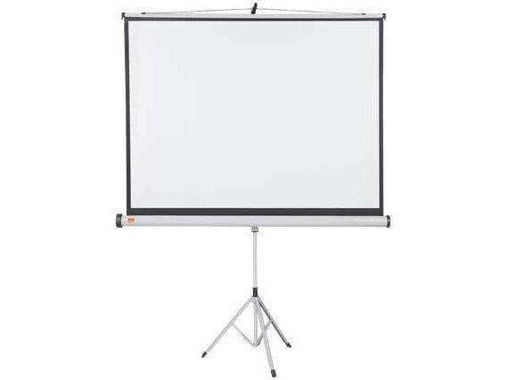 4:3 Wall Mounted Projection Screen 1500x1138mm - Bigoffice.co.za
