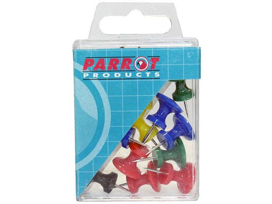 GIANT THUMB TACKS BOXED 15 ASSORTED - Bigoffice.co.za