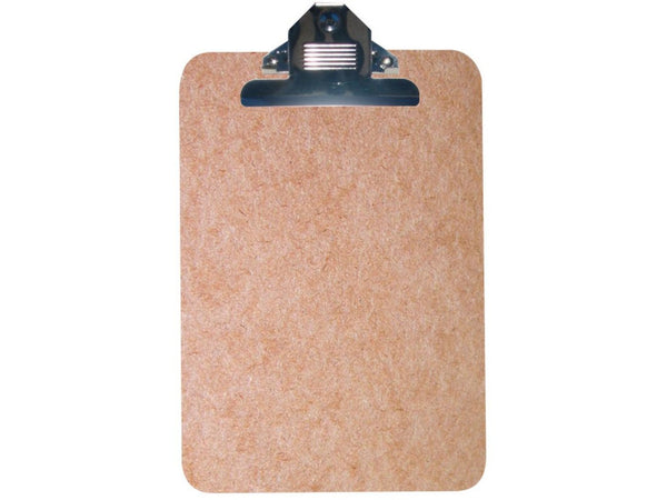 CLIPBOARD 355*230mm MASONITE A4 - Bigoffice.co.za