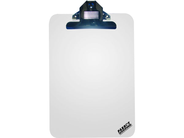 CLIPBOARD 355*230mm WHITE A4 - Bigoffice.co.za