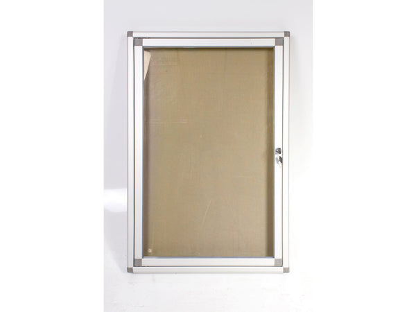 DISPLAY CASE PINNING HINGE 900*600MM BEIGE - Bigoffice.co.za