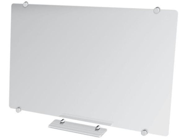 GLASS WHITEBOARD MAGNETIC 900*900MM - Bigoffice.co.za