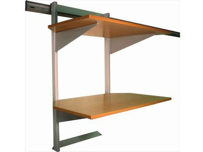EASY RAIL 3 SHELF UNIT 750*500MM - Bigoffice.co.za