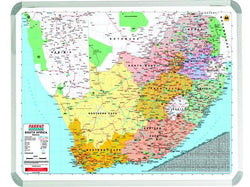 MAP - SOUTH AFRICA - AA 1200*900mm - Bigoffice.co.za