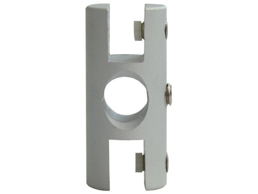 SIGN H/W ROD MATERIAL DOUBLE CLAMP - Bigoffice.co.za
