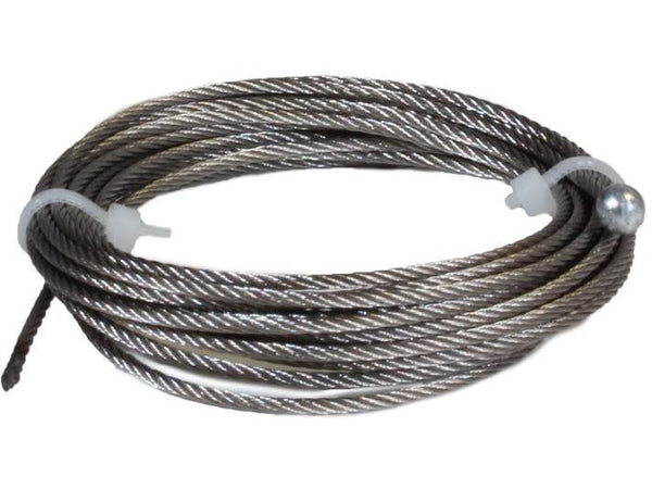 SIGN H/W WIRE CABLE SOLD PER METER 1.5MM THICK - Bigoffice.co.za
