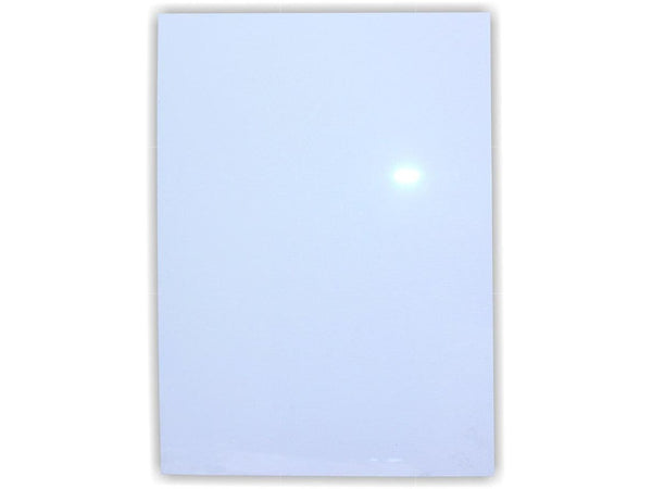 POSTER FRAME CLEAR MEDIA COVER 1.2mm A0 - Bigoffice.co.za