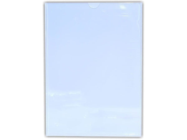 PERSPEX POCKET CLEAR / WHITE BACKING A2 - Bigoffice.co.za