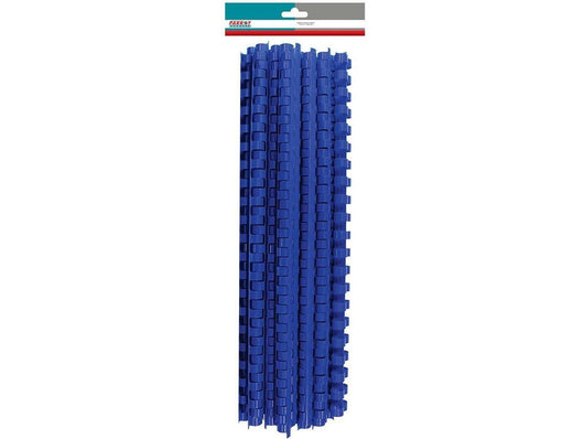 BINDER COMB ELEMENT PLASTIC 350 SHT 45MM BLUE (25) - Bigoffice.co.za