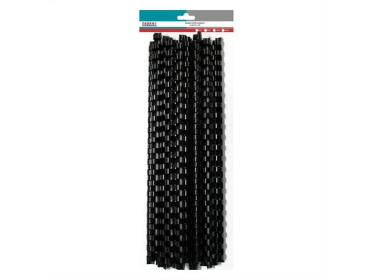 BINDER COMB ELEMENT PLASTIC 60 SHT 10MM BLACK (25) - Bigoffice.co.za