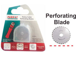 CRAFT KNIFE ROTARY BLADES 28mm PERFORATE - Bigoffice.co.za