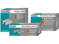 STAPLES 24/6 (1000pcs) 20 pages - Bigoffice.co.za
