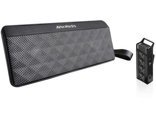 AUDIO - AVERMEDIA WIRELESS MIRCOPHONE AND SPEAKER - Bigoffice.co.za