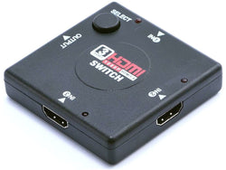 ADAPTOR - HDMI SWITCH 3 TO 1 - Bigoffice.co.za