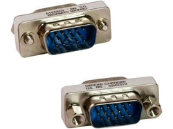 ADAPTOR - MALE FOR 15 PIN FEMALE TO FEMALE VGA - Bigoffice.co.za