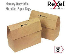 Shred Bags Paper Recyclable 34 litre Per Each - Bigoffice.co.za