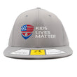 Kids Lives Matter Hat - Grey