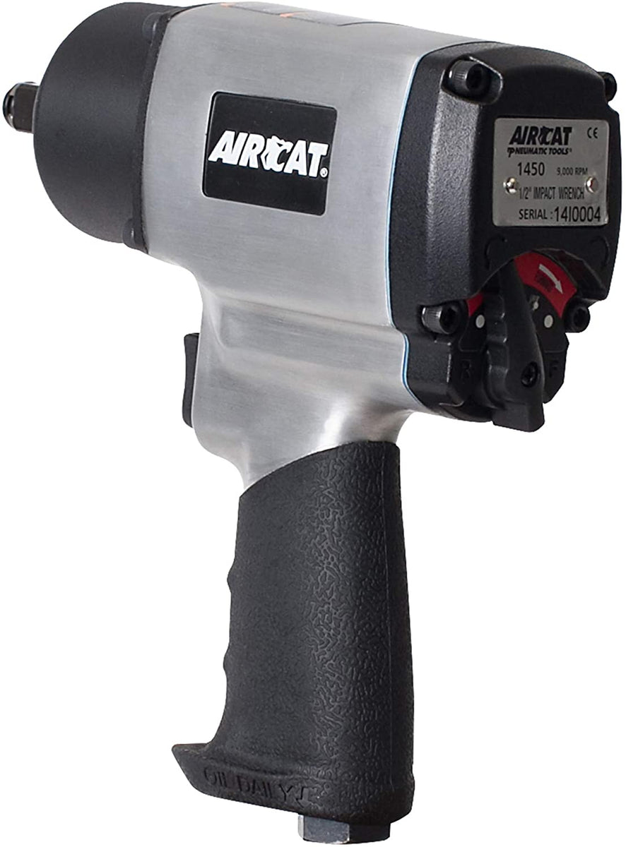 "1450 1/2"" Impact Wrench 800 ft-lbs"