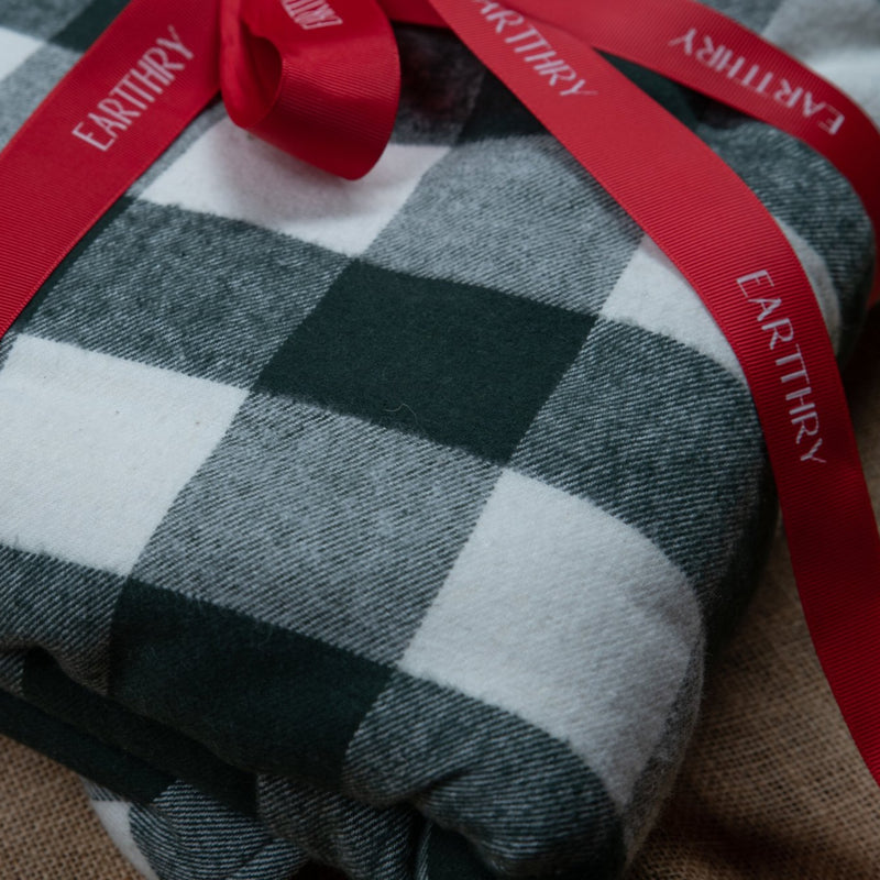The Balmoral Throw Blanket