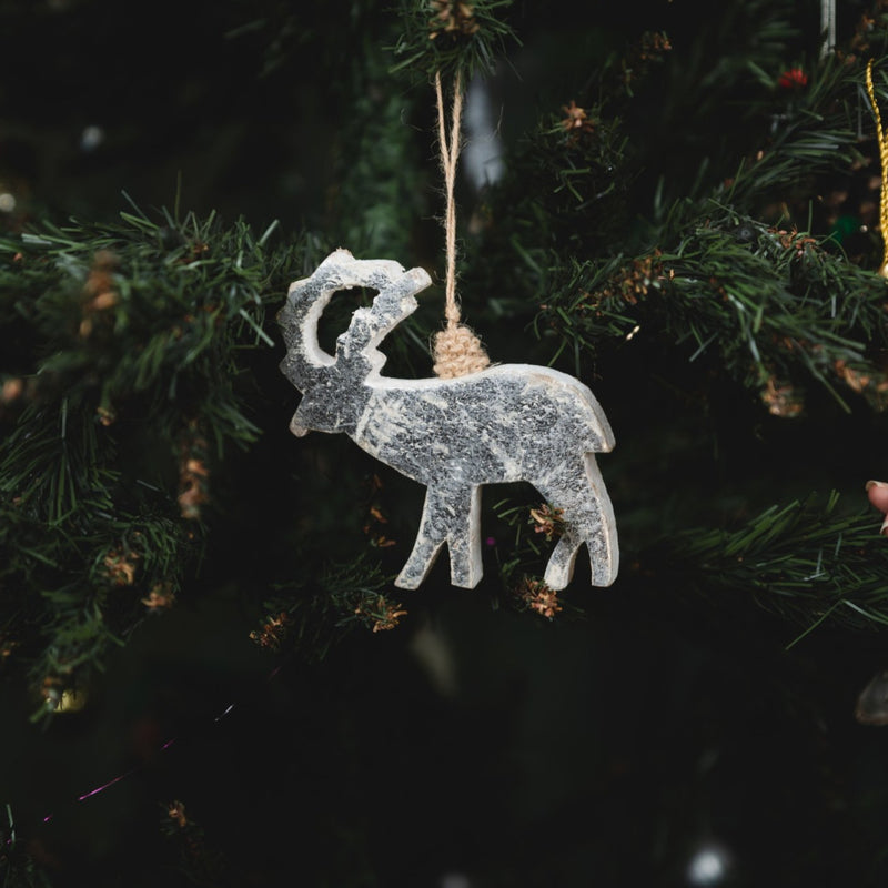 Dancer Reindeer Ornament