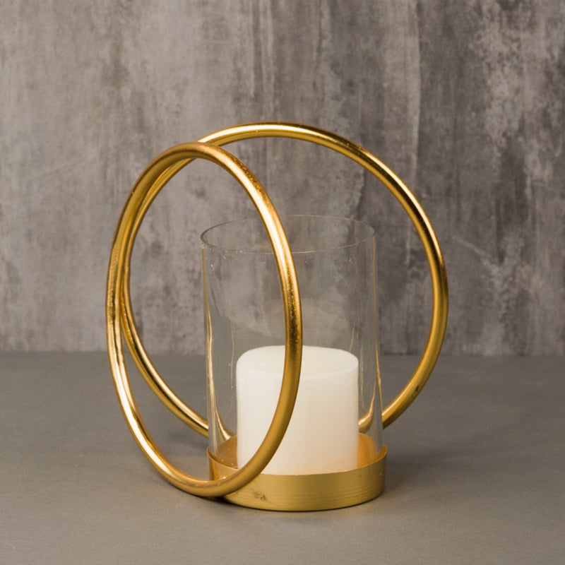 Infinity Candle Stand