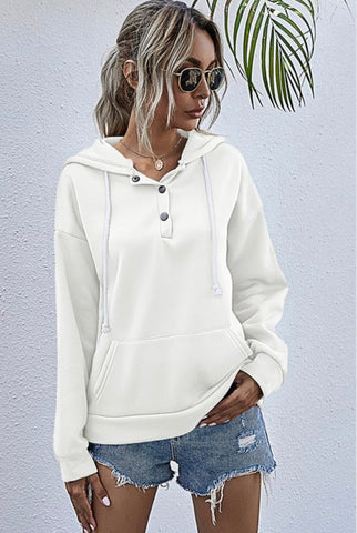 Relaxed hoodie