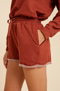 Sophie French Terry Shorts