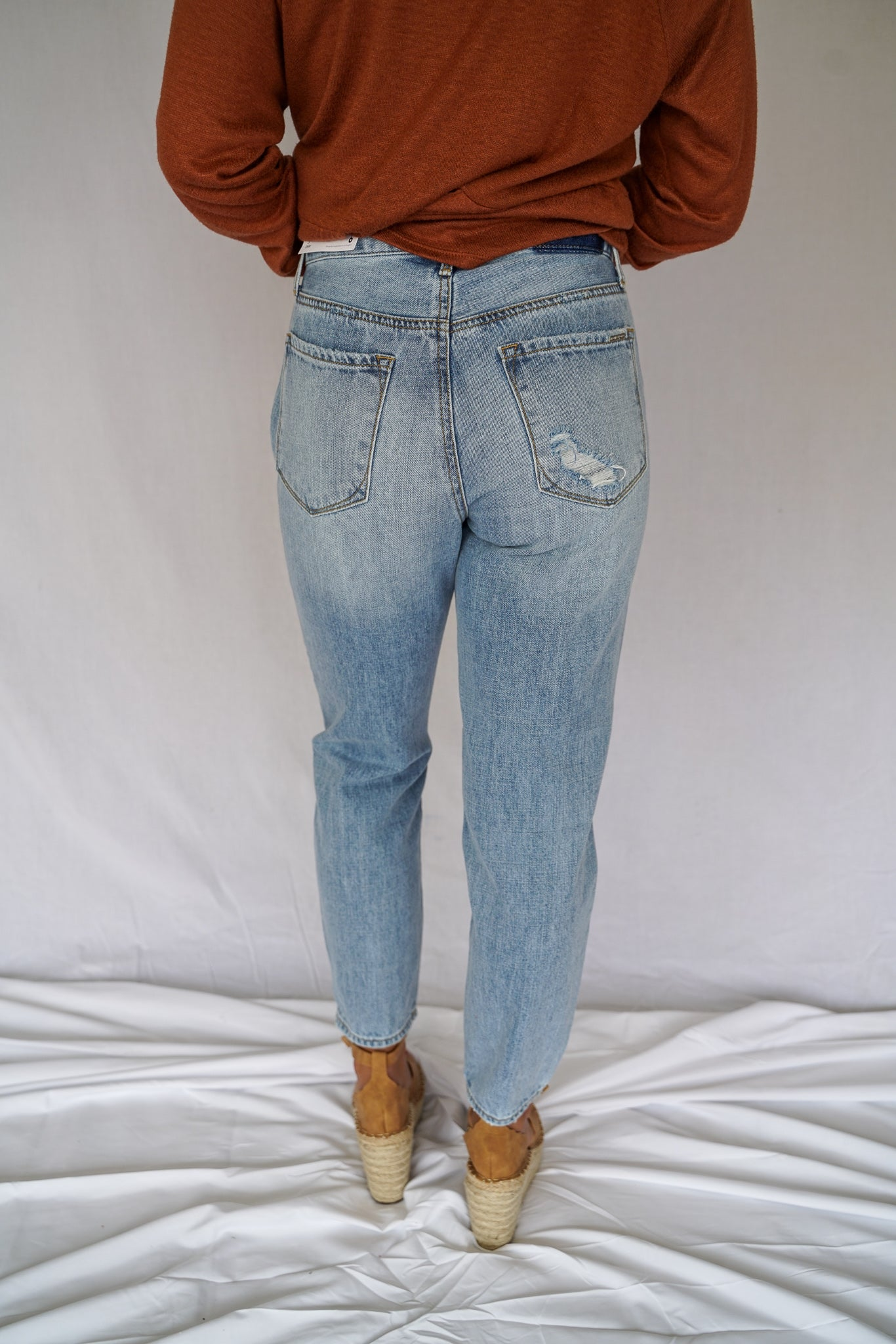 Ashley High Waisted Jeans