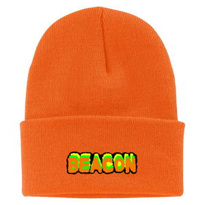 BEACON BEANIE ORANGE