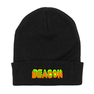 BEACON BEANIE BLACK