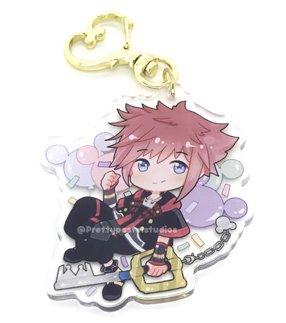 Sora Charm! | Kingdom Hearts