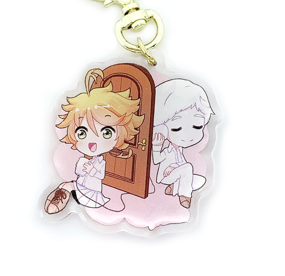 Promised Neverland Charm!