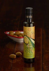 Gold Metal Winning Organic Olive Oil